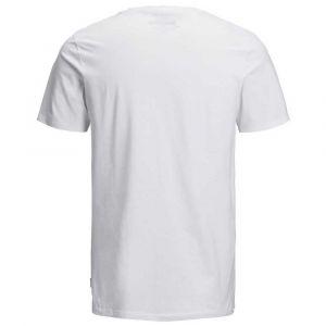 Jack & Jones T-shirts Jack---jones Pocket O-neck - White - 128