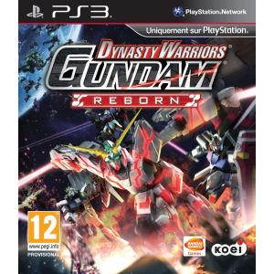 Dynasty Warriors : Gundam Reborn [PS3]