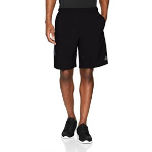 Reebok Workout Short Homme, Black, FR : S (Taille Fabricant : S)
