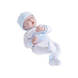 Berenguer Poupon newborn nouveau ne sexue garcon pyjama manches longues