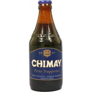 Chimay Bleue - Bière belge - 33 cl