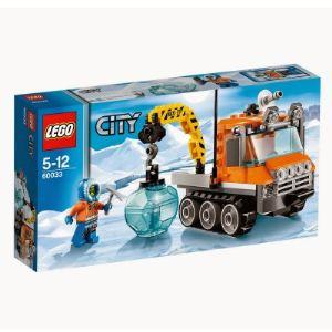 Lego 60033 - City : Le véhicule à chenille arctique