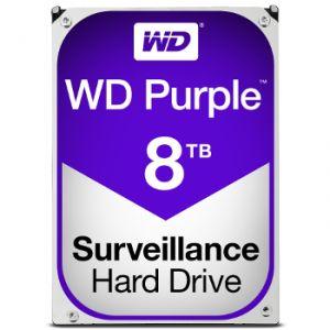 "Western Digital WD80PUZX - Disque dur interne 8 To 3.5"" SATA III 5400rpm"
