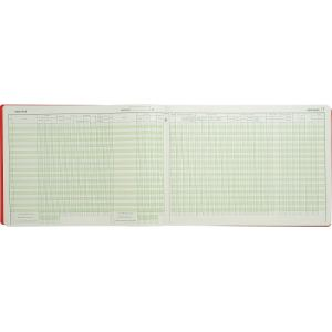 Exacompta Registre spécial associations 80 pages à 29 lignes (270 x 380 mm)