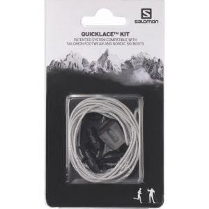 Salomon L32667600, Chaussures de Trail Mixte Adulte, Gris (Grey), 42 2/3 EU