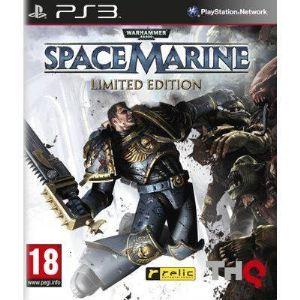 Warhammer 40.000 : Space Marine [PS3]