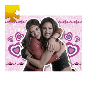 Nathan Puzzle Daisy & Lucia Chica Vampiro (100 pièces)