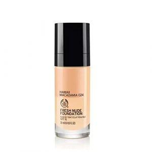 The Body Shop Fond de teint éclat peau nue SPF 15 - Macadamia 024
