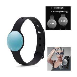 Yonis Bracelet sport connecté bracelet Bluetooth étanche podomètre