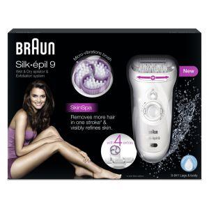 Braun Silk Epil 9 (9-941) - Épilateur électrique Wet & Dry