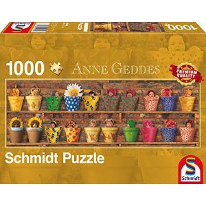 Schmidt Réveil du printemps - Puzzle 1000 pièces