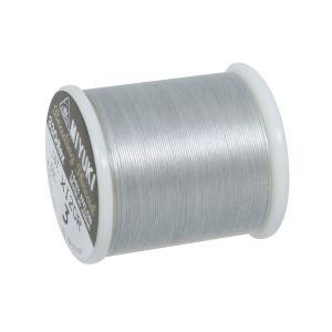 Rayher Fil à enfiler argenté - 50 m - 0,27 mm