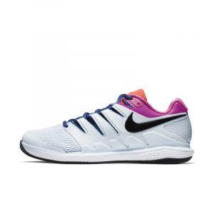 low priced 459ce 21452 Nike Chaussure de tennis pour surface dure Court Air Zoom Vapor X pour Homme  - Bleu