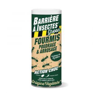 Barrière à Insectes GREEN APPÂTS GRANULÉS ANTI-FOURMIS A BASE DE PYRETHRE VÉGÉTAL - 300 G BARBIOFOP300
