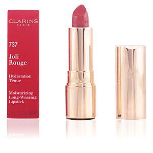 Clarins Joli Rouge 737 Spicy Cinnamon - Hydratation, tenue