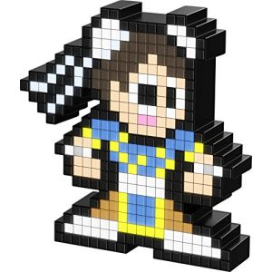 PDP Lampe Street Fighter Chun-li Pixel Pal
