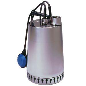 Grundfos pompe submersible eaux claires et usées. légèrement chargées unilift ap12 0.9 kw 230 v mono réf. unilift ap 12.40.06 a1