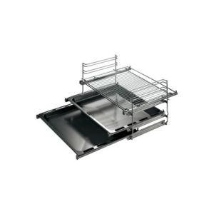 Bosch HEZ338356 - Rail télescopique 3 niveaux