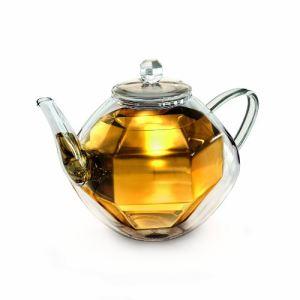 Creano Diamant - Théière en verre 0,8 L