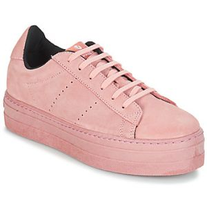 Victoria Baskets basses DEPORT SERRAJE MONOCOLOR rose - Taille 36,37,38,39,40,41
