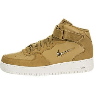 Nike Chaussure Air Force 1 07 Mid LV8 pour Homme - Marron - Taille 41
