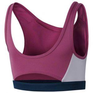 Nike Brassière de sport à maintien normal Swoosh Icon Clash pour Femme - Rose - Taille S - Female