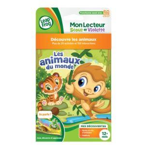 Leapfrog Livre Tag Junior : Les Animaux du Monde