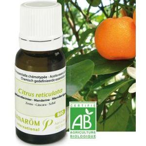 Pranarôm Mandarine zeste - Huile essentielle Bio (10 ml)