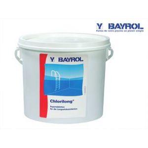 Bayrol Chlorilong 10 kg - Chlore lent galets 250 g