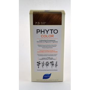 Phyto Paris Phyto Color 7,3 Blond Doré - Coloration Permanente