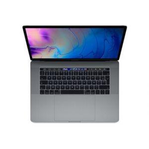 """Apple MacBook MacBook Pro 15.4"""" Touch Bar Sur Mesure : 4To SSD 32 Go RAM Intel Core i9 8 coeurs à 2,4 GHz Radeont Pro Vega 20 à 4Go Gris sidéral Nouveau"""