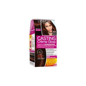 L'Oréal Casting Crème Gloss Châtain - 354 Henné châtain auburn