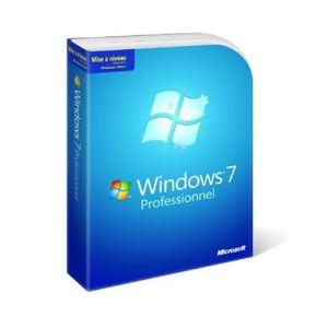 Windows 7 : Edition Professionnelle - Mise à jour pour Windows