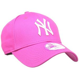 A New Era Casquette Femme Rose Fashion Essential 9Forty New York Yankees