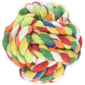 Nobby Balle en Coton pour Chien Multicolore Taille S