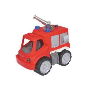 Big Camion de pompier Power Worker Fire Fighter