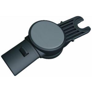 Recaro Adaptateur de coque auto Young Profi plus pour poussette Apple et Apple Jogger (iCandy)