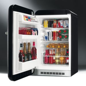 refrigerateur 1 porte noir comparer 137 offres. Black Bedroom Furniture Sets. Home Design Ideas