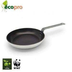 Aubecq A900024 - Poêle professionnelle Ecopro en céramique 24 cm