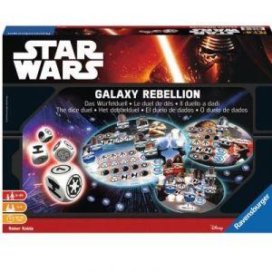 Ravensburger Galaxy Rebellion Star Wars : le duel de dés