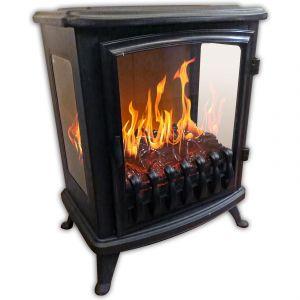 cheminee electrique flamme comparer 43 offres. Black Bedroom Furniture Sets. Home Design Ideas