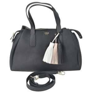 Guess Bags Hobo, Sacs portés épaule femme, Noir (Black), 14.5x24x36.5 cm (W x H L)
