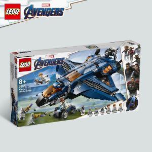 Lego Le Quinjet des Avengers Marvel Super Heroes 76126