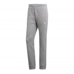 Adidas Trefoil pantalon de jogging Hommes gris T. L