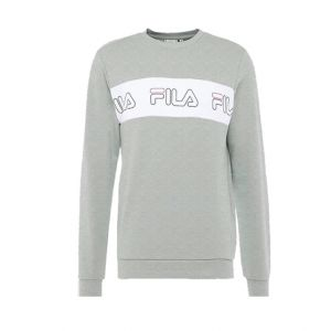 FILA Sweat-shirt - sweat - Couleur EU L - Taille Gris