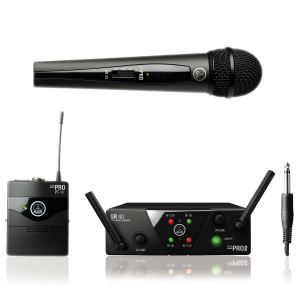 AKG WMS40 - Mini2 Vocal / Instrumental Set Dual - Microphone HF
