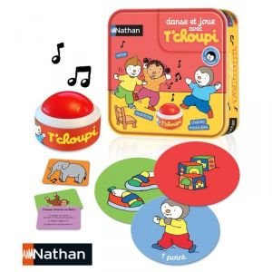 Nathan Chaises musicales T'choupi