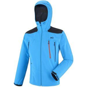 Millet MIV7842 Veste Homme, Electric Blue, FR : XL (Taille Fabricant : XL)