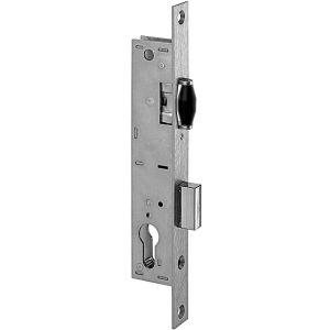 Dom Metalux METALUX Coffre serrure série 8 largeur 21 à rouleau 1 point sans gâche(F108210000)