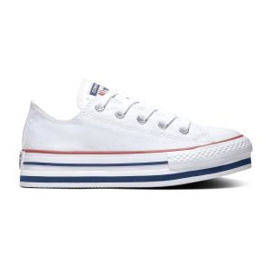 Converse Chaussures casual collection à plateforme Everyday Ease Lift basses Blanc - Taille 35